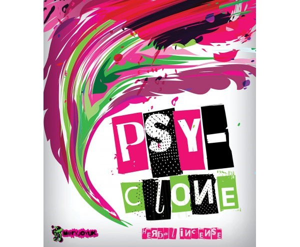 Mary Joy Psyclone Herbal Incense Review