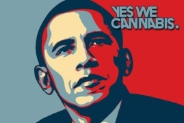 Obama Reiterates Support for Marijuana Legalization
