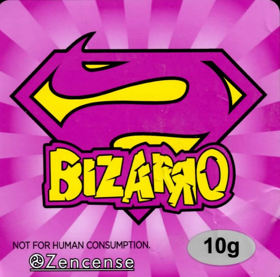 Bizarro Incense Review