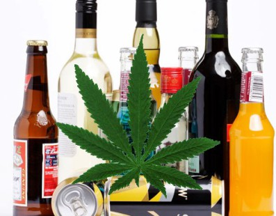 Marijuana Isn't Fatal, but Alcohol and Tobacco Are