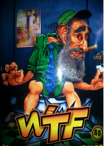 WTF Herbal Incense by Mr. Nice Guy Review
