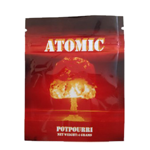 atomic incense