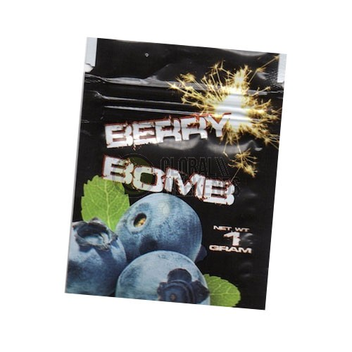 berry bomb herbal incense
