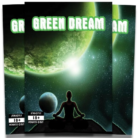 green dream herbal incense