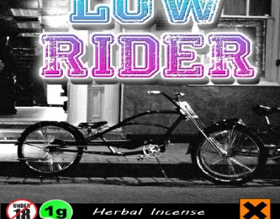 Low rider herbal incense review