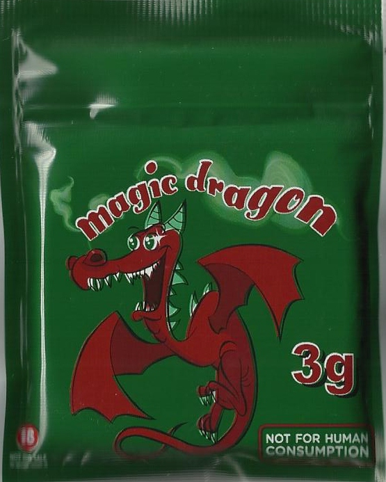 magic dragon incense
