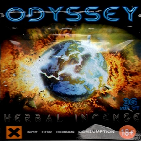 odyssey herbal incense