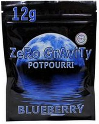 zero gravity blueberry