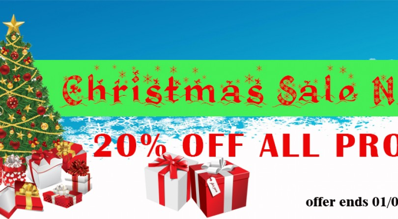 Express Highs Christmas Sale 20% Off All Products