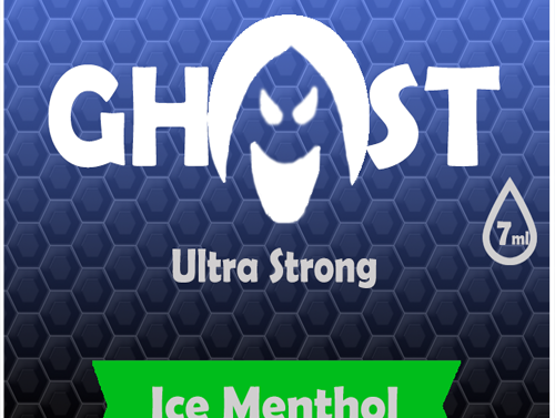 Ghost Menthol Ultra Strong Liquid Herbal Incense