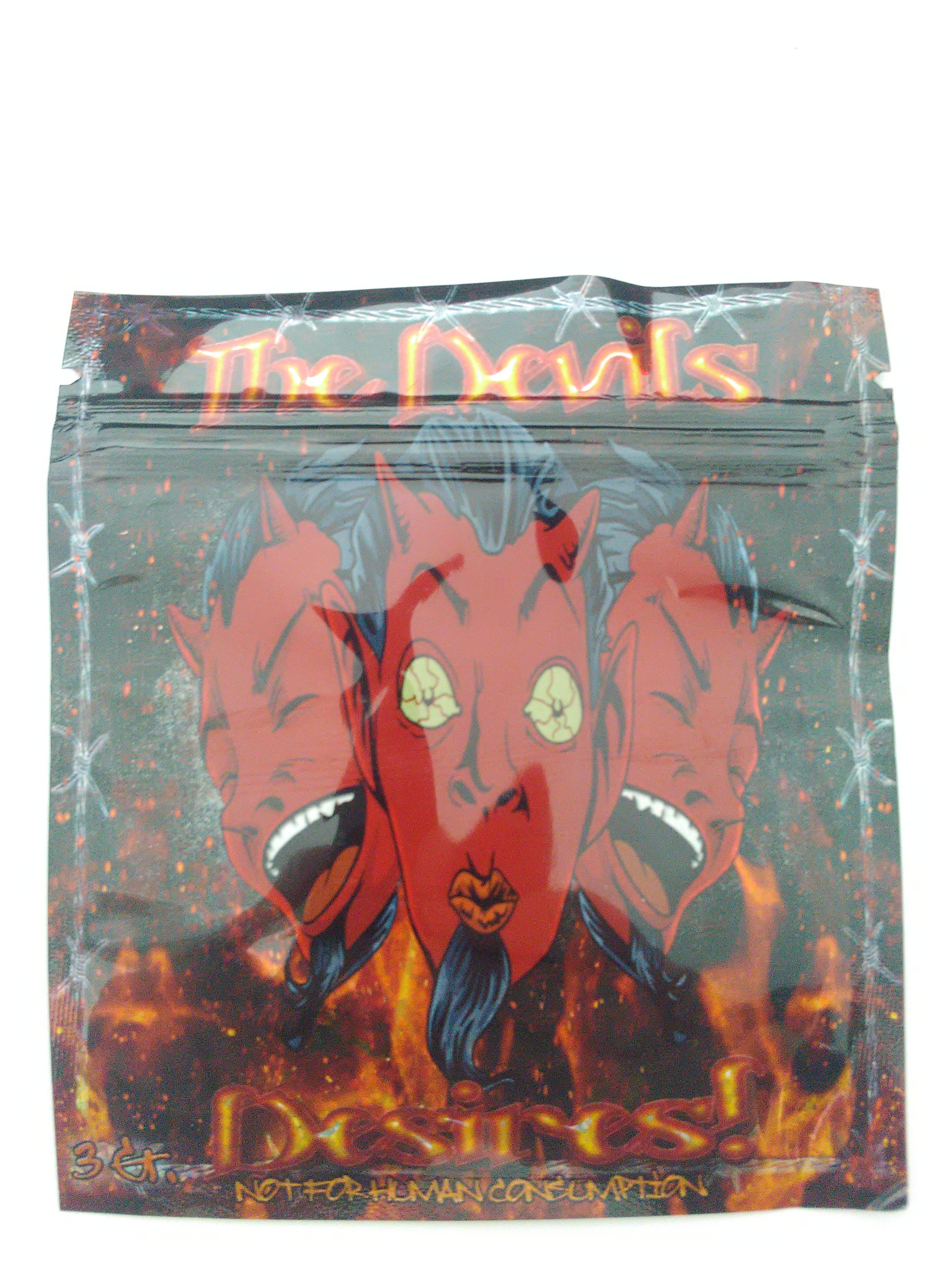 Devils Desires Herbal Incense Review