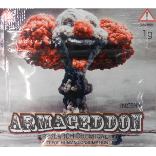 armageddon herbal incense