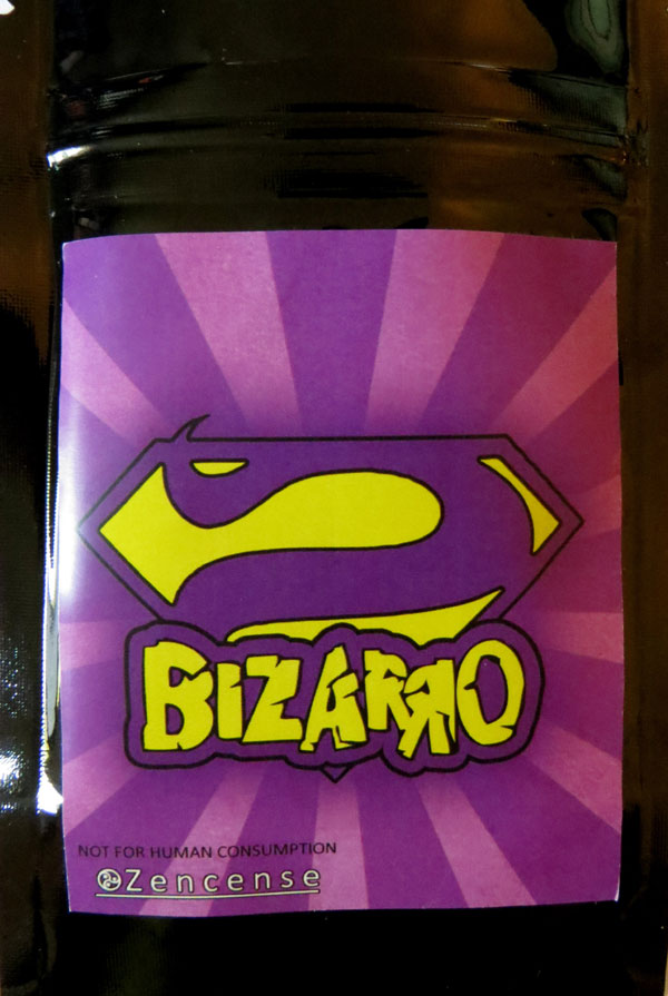 bizarro herbal incense