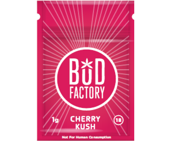 bud factory cherry