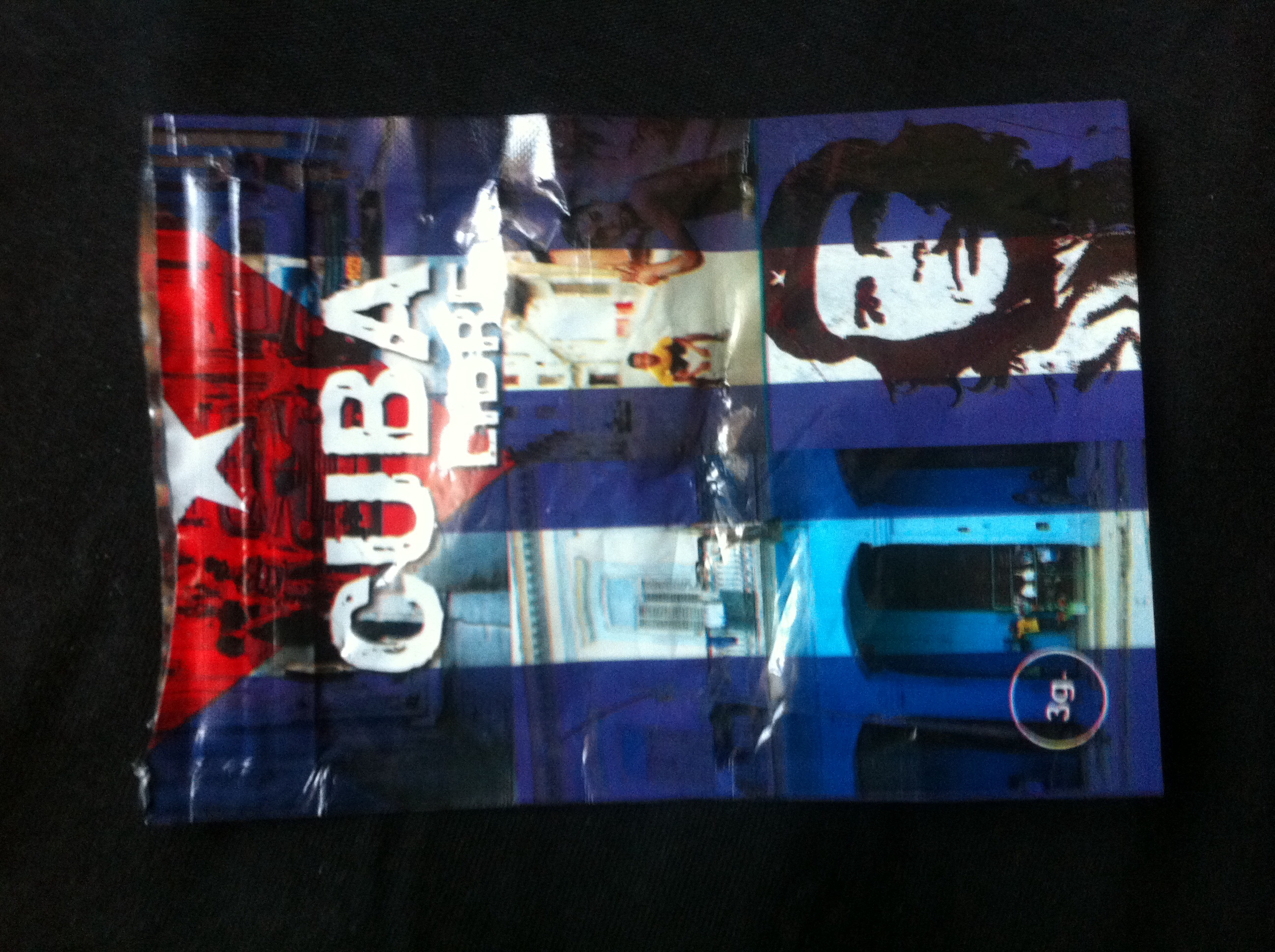 Cuba libre incense review