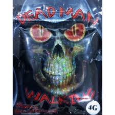 Dead Man Walking herbal incense review