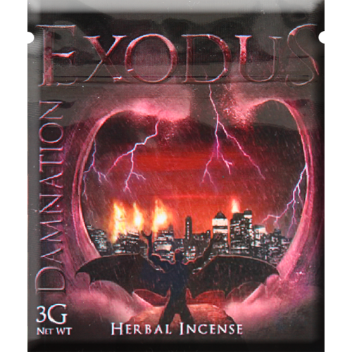 Exodus herbal incense review