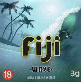 fiji wave herbal incense