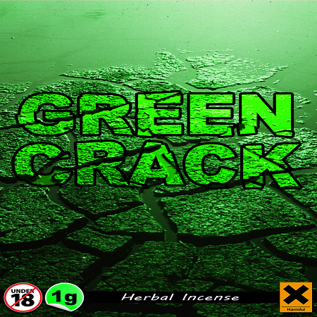 green crack herbal incense