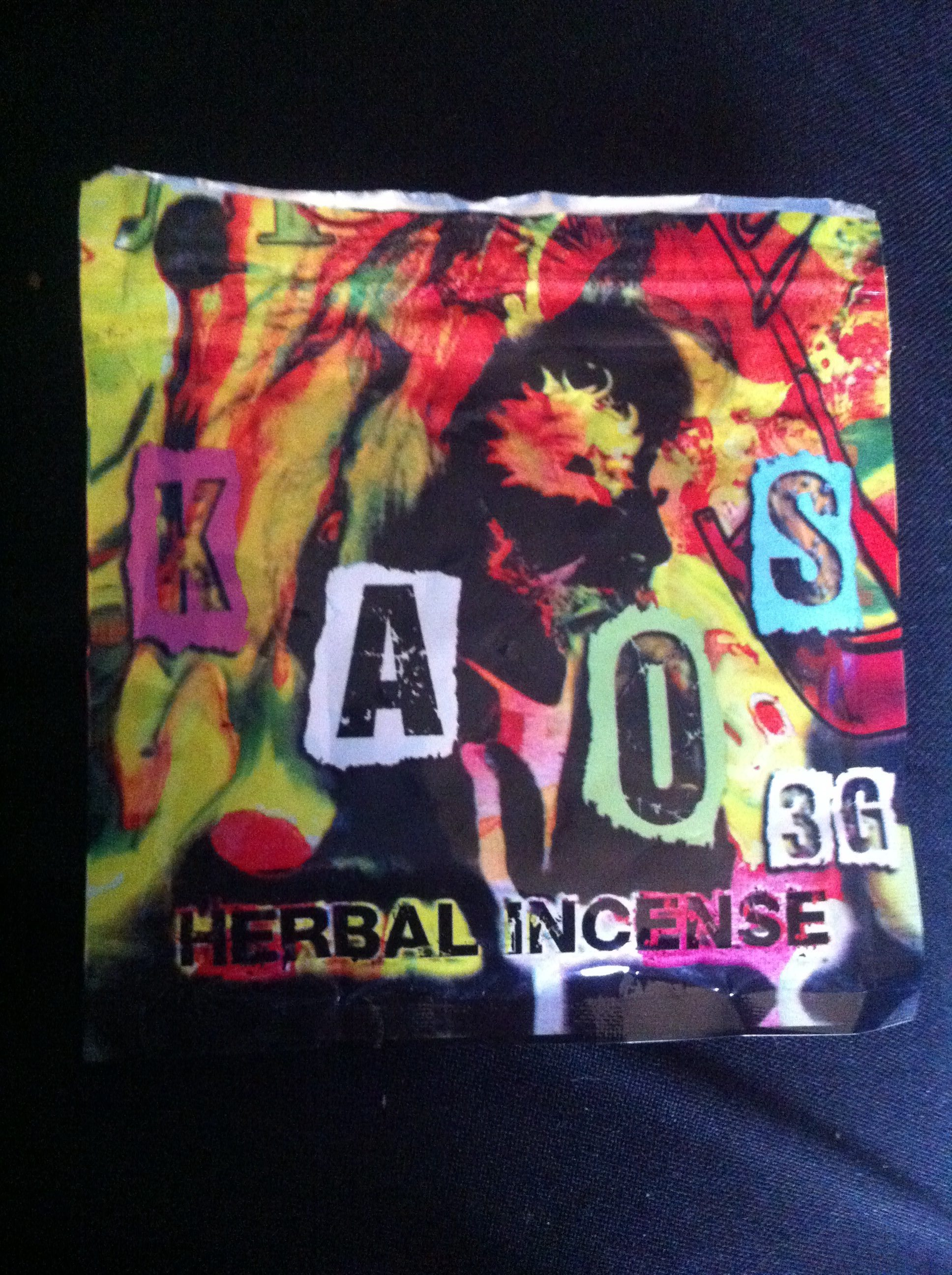 Kaos 3g and Head Trip 1.5g from Express Highs (Review)