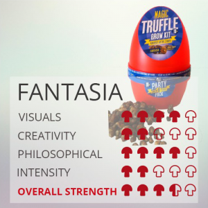 magic truffle grow kit fantasia