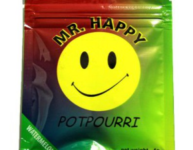 Mr.Happy incense review