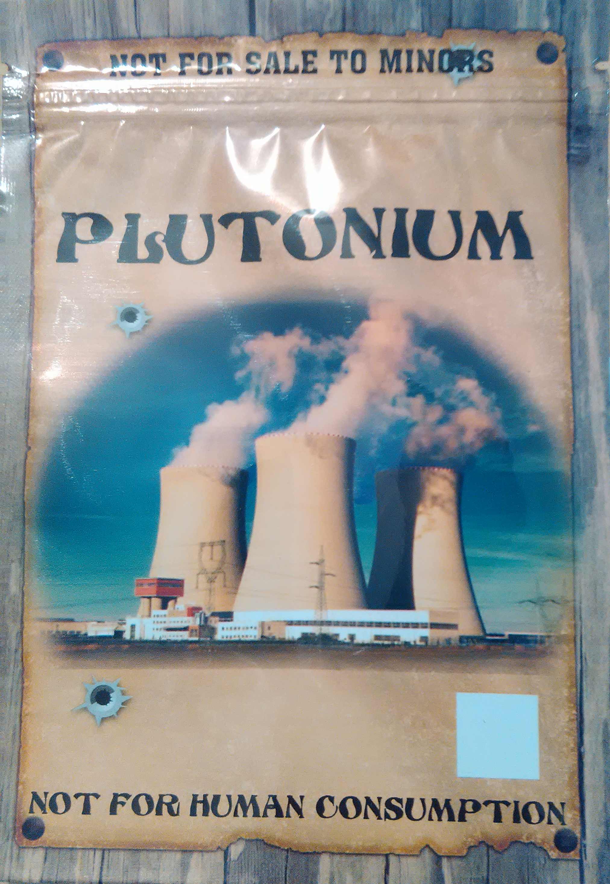 Plutonium 10g Herbal Incense Review