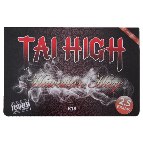 Tai High Haze incense review